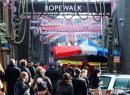 Le marché de Maltby Street le samedi matin, simplement surnommé Ropewalk | © Tavi Ionescu