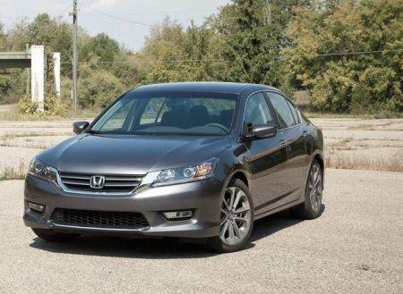 2013 Honda Accord Sedan 2.4L Manual Price and Review