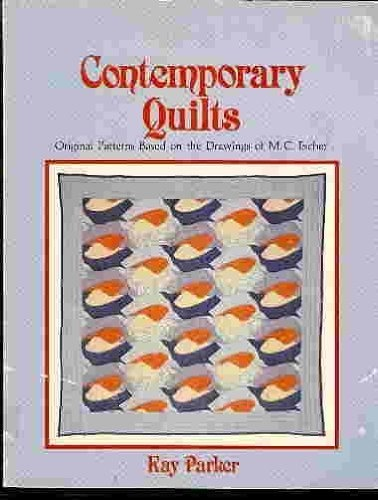 Contemporary Quilts: Original Patterns Based on the Drawings of M. C. Escher by Kay Parker, http://www.amazon.com/dp/0895940442/ref=cm_sw_r_pi_dp_AP9xrb176BXR8