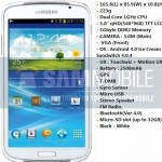 Samsung Galaxy Media Player Spotted, Looks Like A S III, Doesn't Include The Phone
