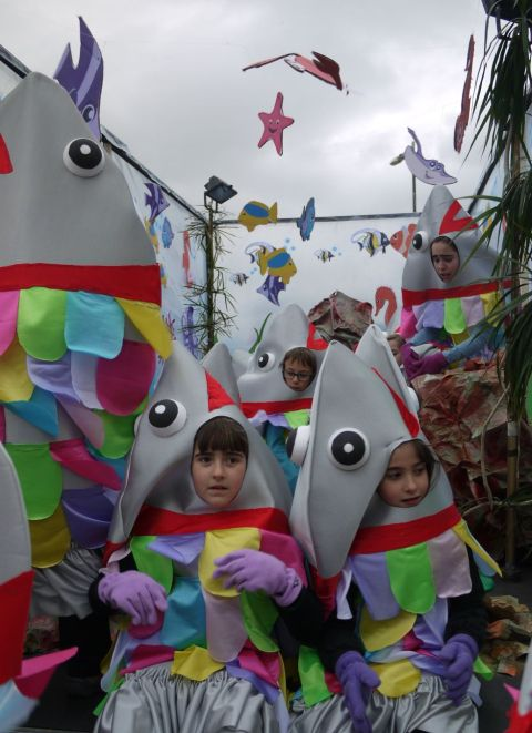 Peixos de Carnaval  Catalonia