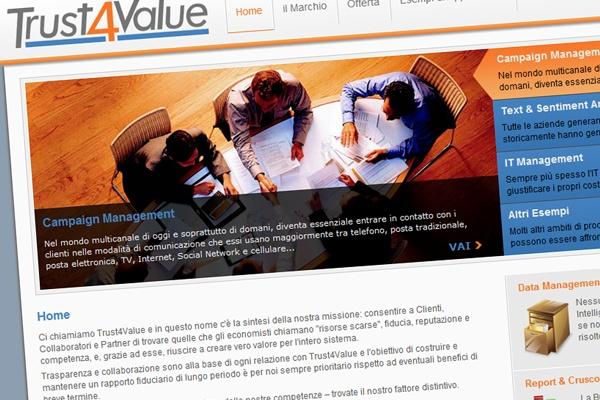 Trust4Value - http://www.trust4value.it