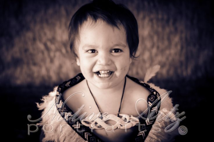 Native Artz Portraits 2013, Tamariki (children), Maori Portrait, get your own at https://www.facebook.com/NativeArtzPortraits