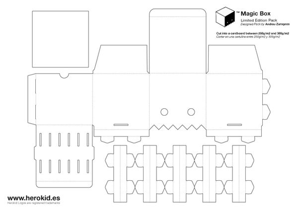 Herokid™ Magic Box
