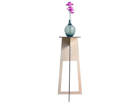 Trois mini table top console side table perch in by lexioshop