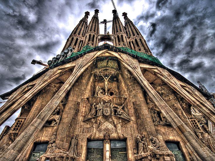 Sagrada Família (Antoni Gaudí), Barcelona, Catalonia