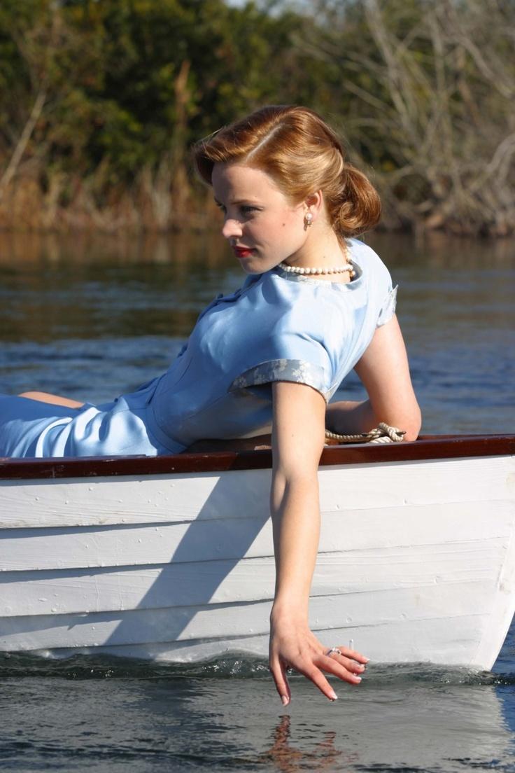 Rachel McAdams in The Notebook, 2004