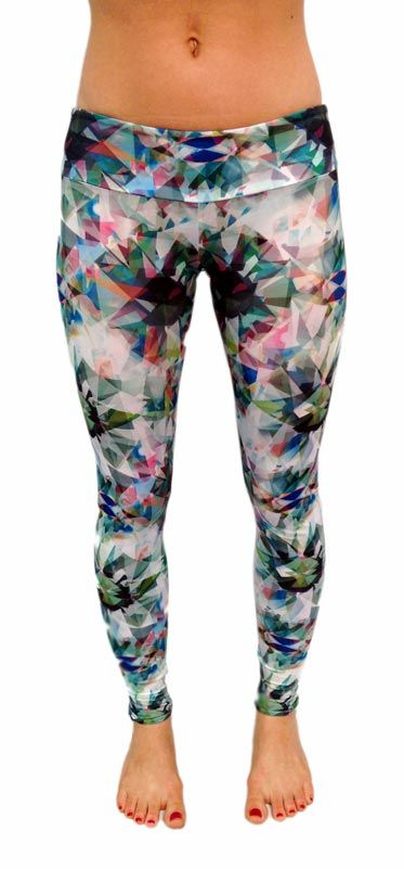 Onzie Diamond Magic Legging - so much choice......we love these.  @Yogacentric Hot Yoga & Pilates Studio Hot Yoga & Pilates Studio