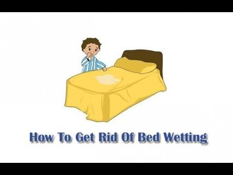 How to Stop Bed Wetting