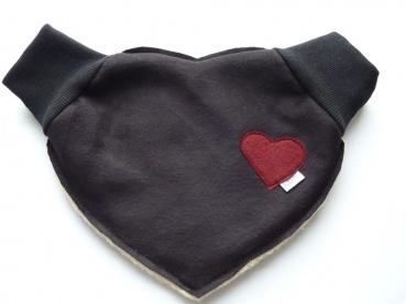 Tolles Geschenk zum Valentinstag! Partnerhandschuh von manufaktur kah!