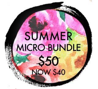 micro bundle: summer