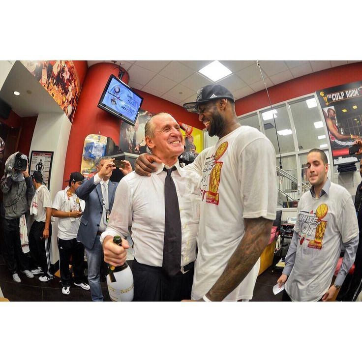 Pat Riley says LeBron James stunning departure in the summer of 2014 was the most shocking event of his long tenure as Miami Heat team president. I think many Cavs fans know the feeling. #dhtk #repre23nt #donthatetheking