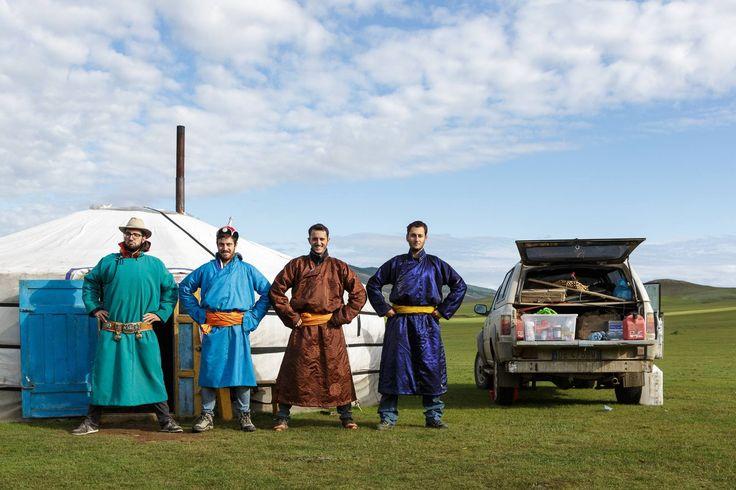 Il mondo insieme - GLi ospiti: Gengis Van Un'avventura indimenticabile attraverso la Mongolia. #Mongolia #Charity #Rally #Italiano