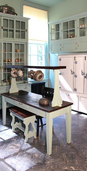 Butler's Pantry inside Atlanta's historic Swan House.