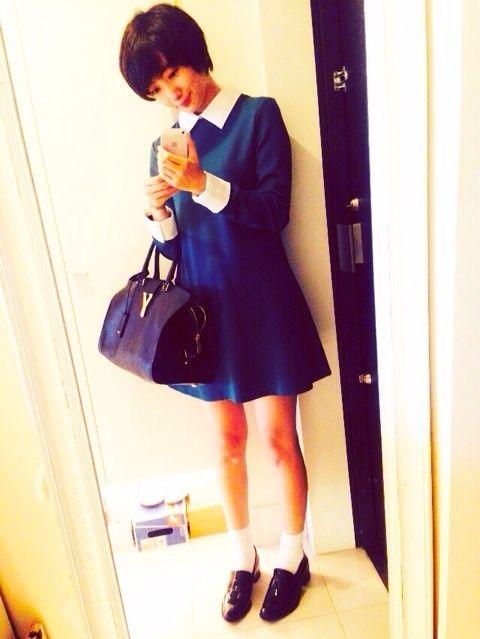 lemonjuice1223:  私服|波瑠オフィシャルブログ「Haru's official blog」Powered by Ameba