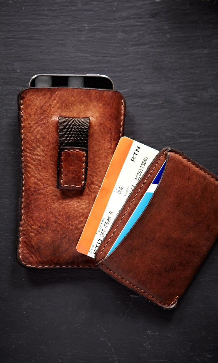 Card And Iphone Holders - Plümo Ltd