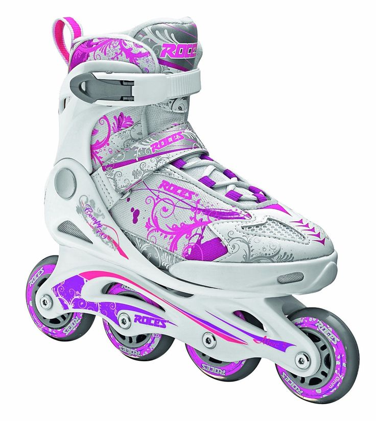 Youth 47345: Roces Compy Adjustable Inline Skates Small, Medium, Large -> BUY IT NOW ONLY: $96 on eBay!