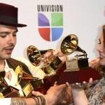 Los hermanos Jesse y Joy se convirtiéron en los grandes ganadores de la noche en la ceremonia de losLatin Grammy 2012 al llevarse cuatro de los cinco Grammy Latino a los que estaban nominados. Los integrantes del ...
