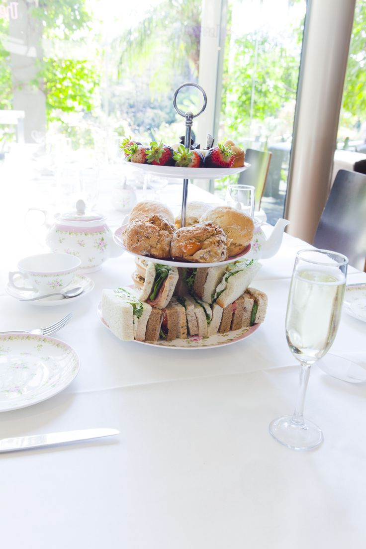 Indulge in a High Tea at the Terrace Cafe in the Royal Botanic Gardens, Melbourne  http://www.terracereception.com.au/terrace_cafe_and_tearooms.html