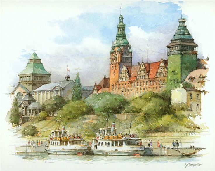 Stettin-Poland.