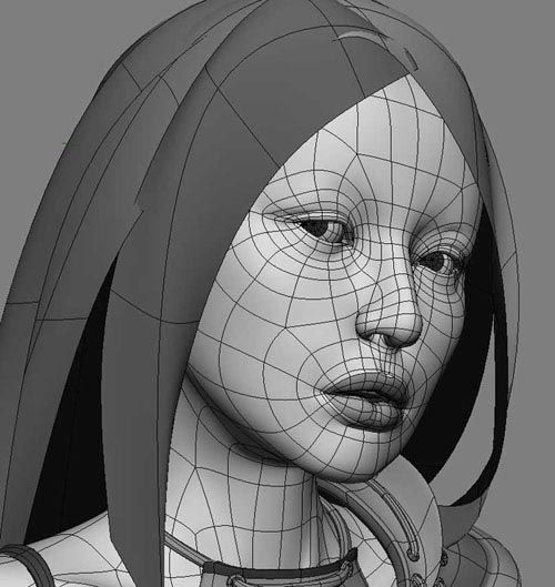 Head topology help - 3DTotal Forums