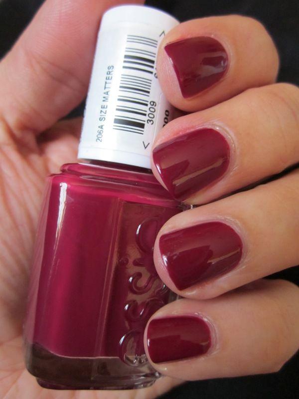 die 25 besten ideen zu roter nagellack auf pinterest rote n gel herbst nagel farben und. Black Bedroom Furniture Sets. Home Design Ideas