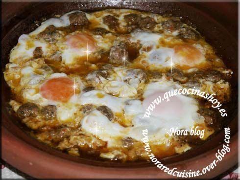 Cocina con Nora (Cocina Marroquí)..