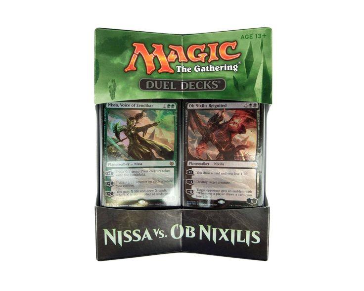 MTG - Duel Decks: Nissa vs Ob Nixilis