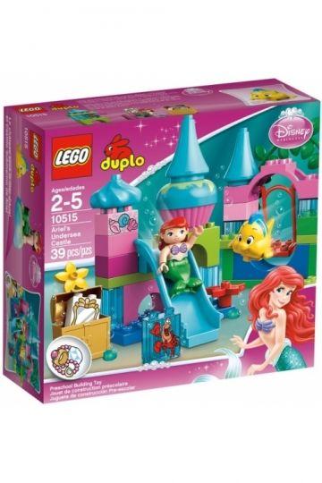 LEGO DUPLO - Ariels Undervandsslot - 10515