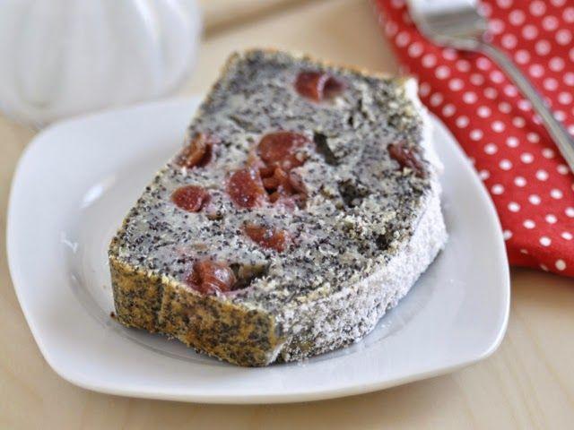 Webfőzöm: Bögrés mákos süti