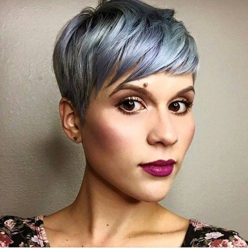 1000 Ideas About Choppy Pixie Cut On Pinterest Long