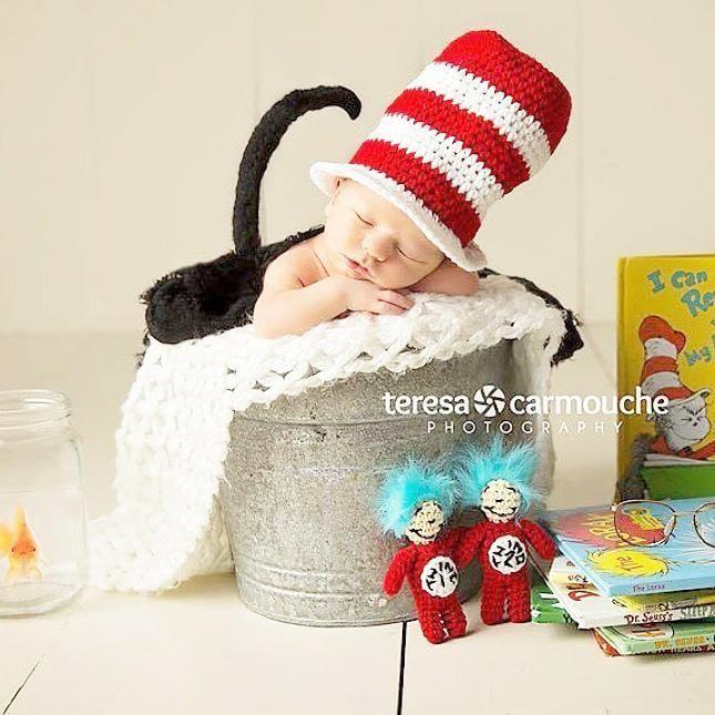 Mejores 9 imágenes de Crochet Baby St. Patrick\'s Day en Pinterest ...