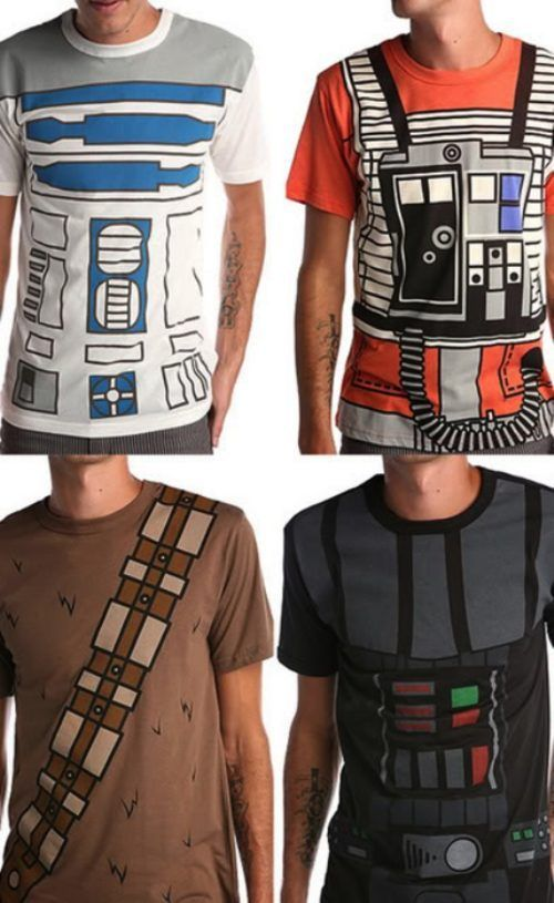 Star Wars shirts - OMG i NEED these!!!!!