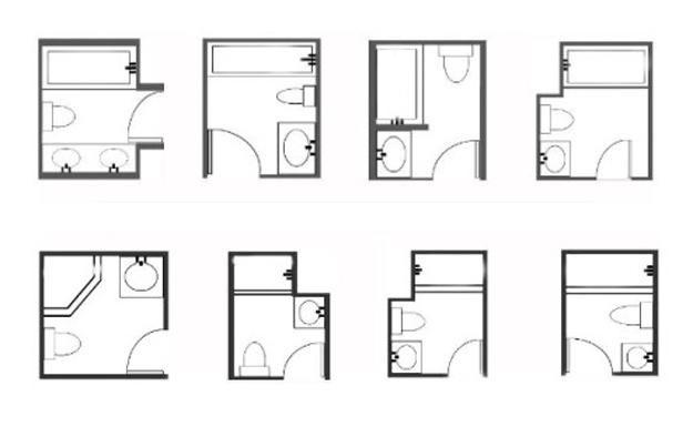 interior redesign ideas for small bathrooms
