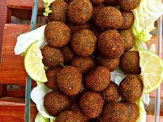 Falafel (croquetas de garbanzo) Receta de cesar - Cookpad
