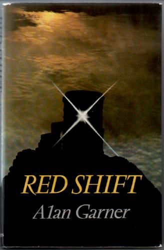 """Red Shift by Alan Garner - still one of the most """"difficult"""" books I have read."""