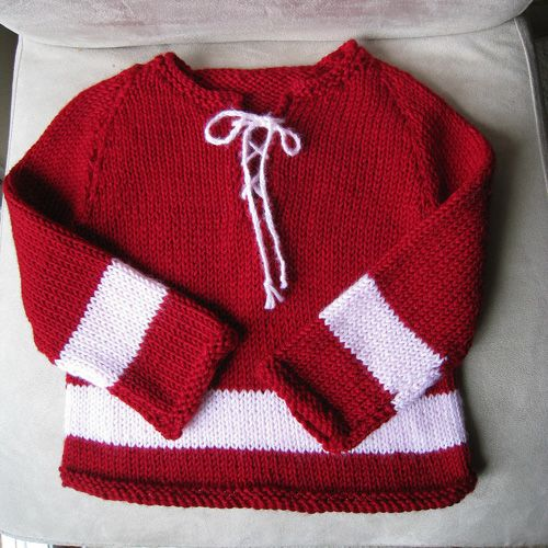 Hockey Knitting Patterns : 227 best images about Knitting on Pinterest Free pattern, Yarns and Knitted...