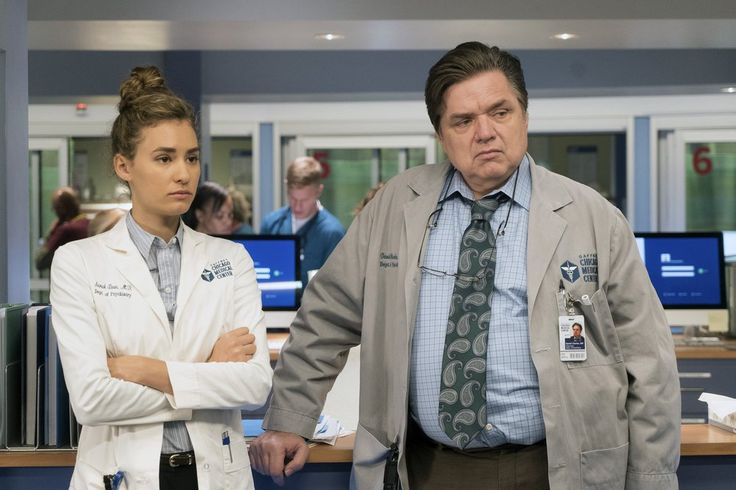 On Chicago Med, not everyone who rolls into the emergency department at Gaffney Chicago Medical Center has only a physical ailment. Enter Dr. Daniel Charles (Oliver Platt), accompanied by Dr. Sarah Reese (Rachel DiPillo), a team that often quietly sorts out what others on staff may not immediately grasp.Rachel, 25, is known for playing Andie [...]