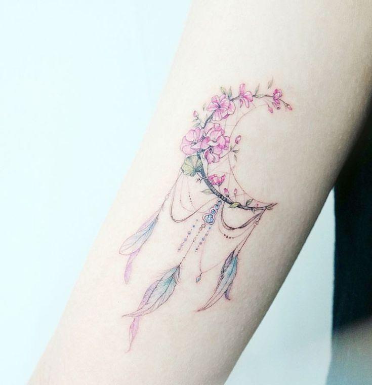 So ein schönes und zartes Stück. Ich bin so verliebt in das! ❤ – #beautiful … #tattoos