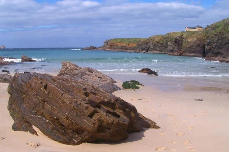 Playa Santa Comba. Ferrol