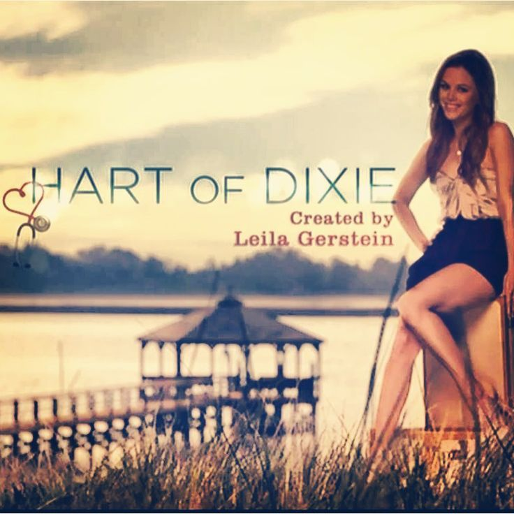 One of my most favorite series' to watch :) Hart of Dixie...