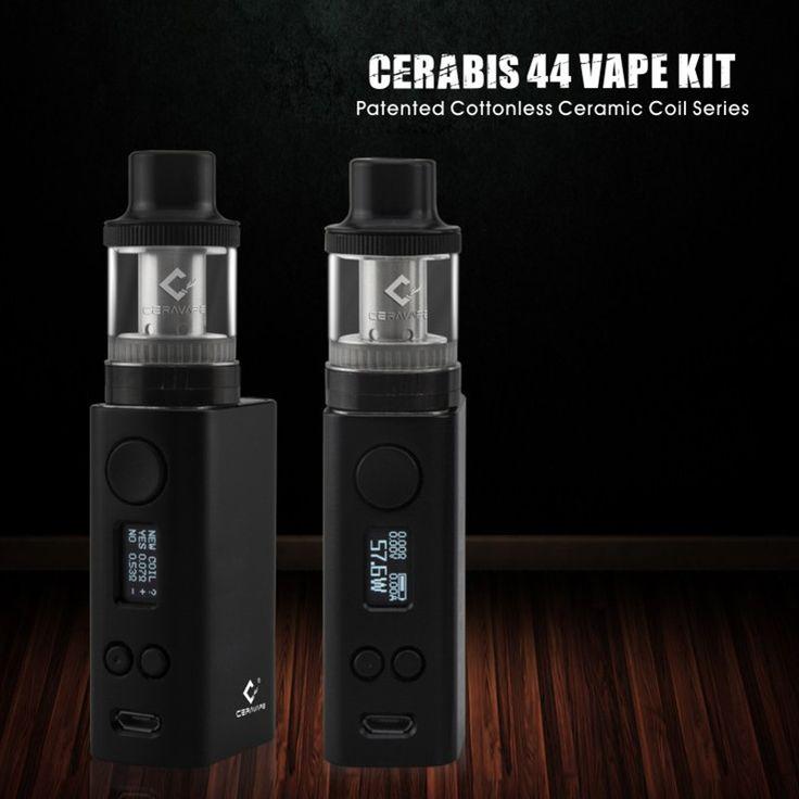 vape cigar & electronic cigarette for sale in riyadh & Ceravape Cerabis 44 kit box mod# vape cigar %2526 electronic cigarette for sale in riyadh#Health & Medical#cigarette