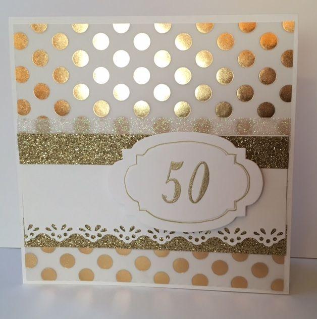 Golden Anniversary by Jennifrann - FS520 at Splitcoaststampers