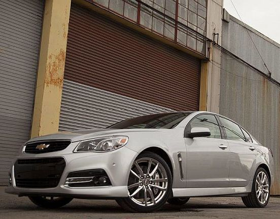2016 Chevy SS release date, redesign, price