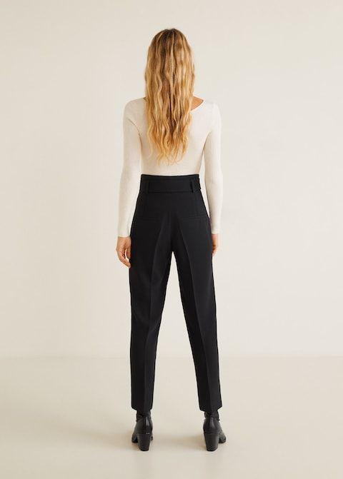 Mango Broek Vrouwen Broeken Pantalon