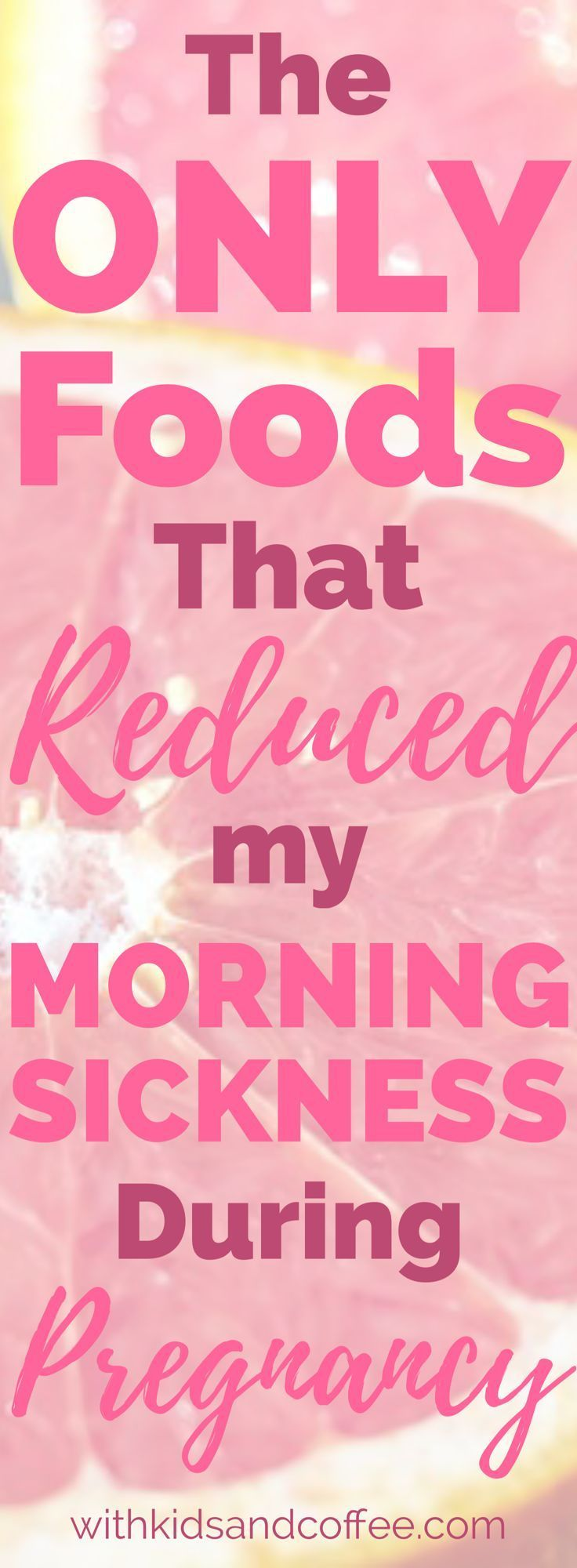Remedies for morning sickness are incredibly important to know about during pregnancy. Most pregnant women experience nausea. These foods will help reduce morning sickness in a more natural way.