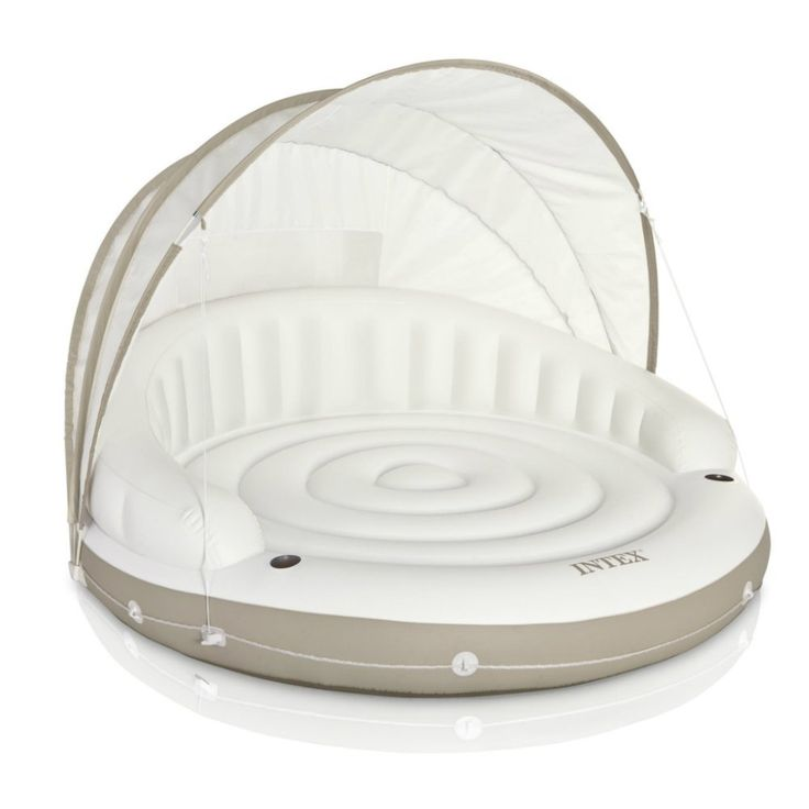 Intex Canopy Island Inflatable Lounge Only $59.97 Shipped (Reg. $129.99)!