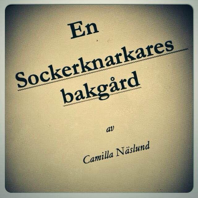 Camilla Näslund, grundare av Nosugaradded.se släpper sin självbiografi om hennes liv som sockerknarkare. Med boken vill hon sätta fokus på att ge mer kunskap om en osynlig sjukdom allt fler lider av. Boken är även ett kraftfullt inlägg i fetmadebatten.  Hon berättar om viktnedgången på över 100 kg, återfall men också om alla verktyg hon använt för att tillfriskna, hur hon hittat kraften & aldrig givit upp. Boken är färdigskriven & väntar på lansering. Intresserad? Maila…