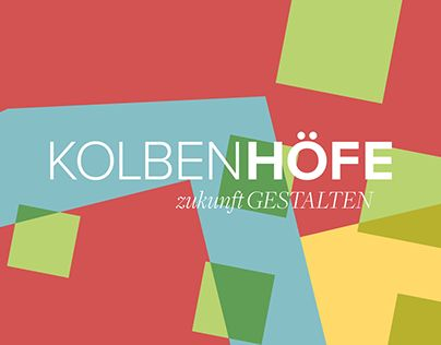 "Check out new work on my @Behance portfolio: ""Kolbenhöfe Corporate Design"" http://be.net/gallery/53752955/Kolbenhoefe-Corporate-Design"