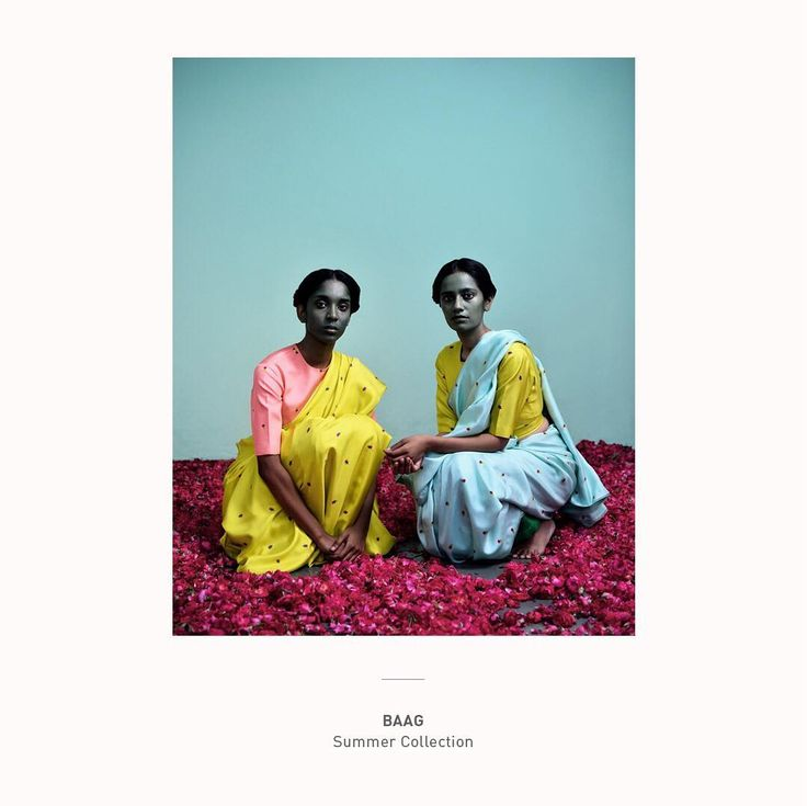 "671 Me gusta, 2 comentarios - RAW MANGO | SANJAY GARG (@raw_mango) en Instagram: ""Naomi and Naveli wearing 'Kamla' sari with 'Kusum' blouse from Sanjay Garg 'BAAG' summer…"""